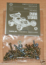 Tamiya 58116 Dyna Storm, 9465432/19465432 Screw Bag A, NIP