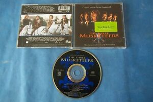 THE-TRHEE-MUSKETEERS-ORIGINAL-SOUNDTRACK-STING-BRIAN-ADAMS-CD-1993-NUOVO