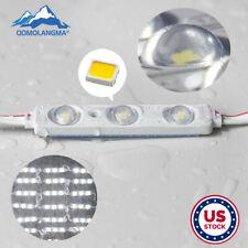 Us Stock 2835 White Light Waterproof Led Module Smd 3 Led Chips 1w Dc12v