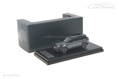 Range Rover velar gris-LCD models 1:64 lcd64001gr