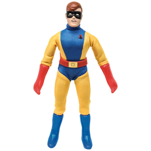 Space Ghost Series Retro Style 6 Inch Action Figures Jace Jan /& Blip Three Pack