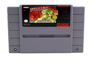 Super-Nintendo-SNES-NTSC-u-034-Battle-Clash-034-solo-modulo