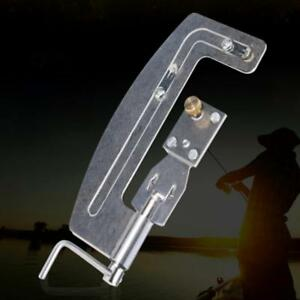 Stainless-Steel-Semi-Automatic-Fishing-Hook-Line-Hand-Knot-Tier-Gadget-Device-GR