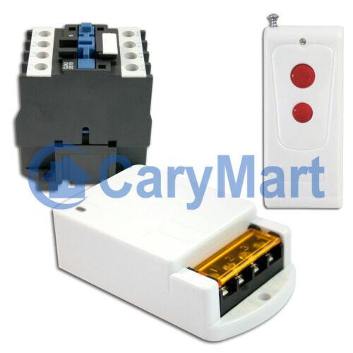 380V Funkfernbedienung Autowäscher Pumpe Motorleistung Tauchpumpe Motorsteuerung