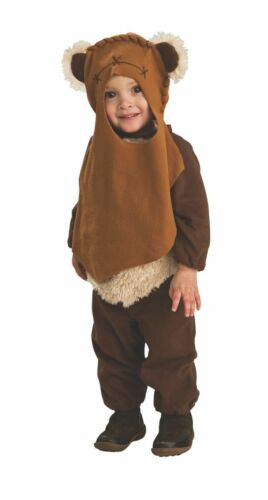 Rubies Star Wars Classic Ewok Skywalker Toddler Boys Halloween Costume 885773