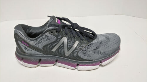 New Balance Rubix V1 Running Shoes, Lead Grey/Viol