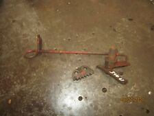 Ih Farmall 340 Utility Parking Brake Control Assembly Antique Tractor
