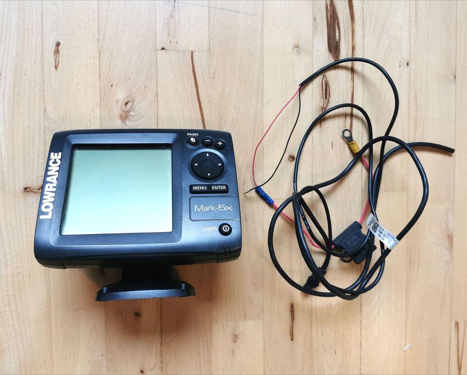 Like new fishfinder / sonar / ekkolod LOWRANCE...