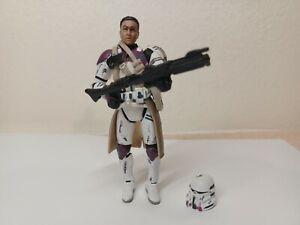 Star Wars CLONE COMMANDER Airborne Trooper Mace Windu's 187th Attack Battalion
