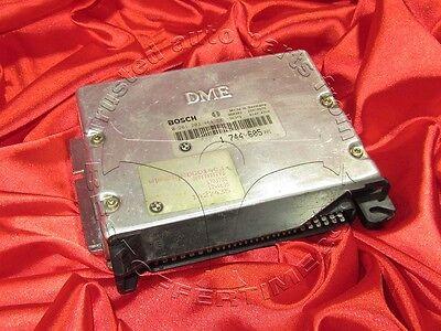 BMW E34 E32 E38 E31 5 7 8/'es 4.0i M60 Engine DME COMPUTER CONTROL MODULE 1744605