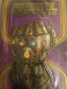 Hot Toys ACS 003 Avengers Infinity War Infinity Gauntlet 1//4 Scale NEW THANOS
