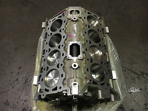 Taurus SHO Engine Short Block Assembly Complete 3.4L V-8 ...