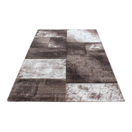 Größen beige Designerteppiche Wohnteppich HAWAII 3D Teppich in versch