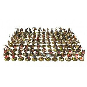 Zulu-warriors-28mm-Painted