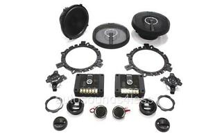 Infinity-Kappa-60-11cs-540-Watt-6-5-034-2-Way-Car-Component-Speaker-System-6-1-2-034
