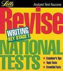 Letts Revision: Key Stage 1: Revise National Tests Writing by Letts Educational (Paperback, 1999)