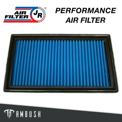 JR Cotton Air Filter F234140 Fits Cube Juke Micra Clio Mk3 K/&N 33-2927 Alt
