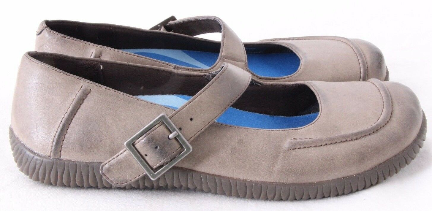 Orthaheel NEW Elisa Arch Support Comfort Walking Moc Mary Janes Women's US 7