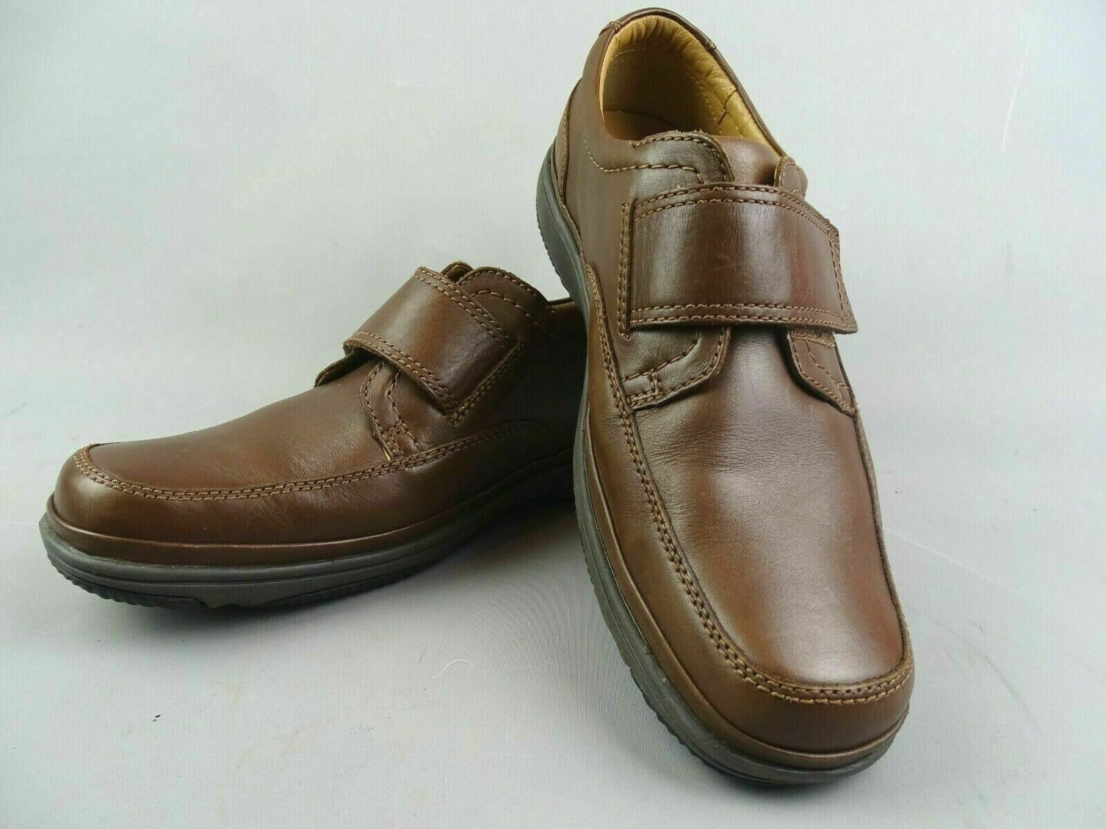 etica Facile da capire Bagaglio  Clarks Swift Turn Brown Leather Mens Shoes 11 UK 5051041681906 for sale |  eBay