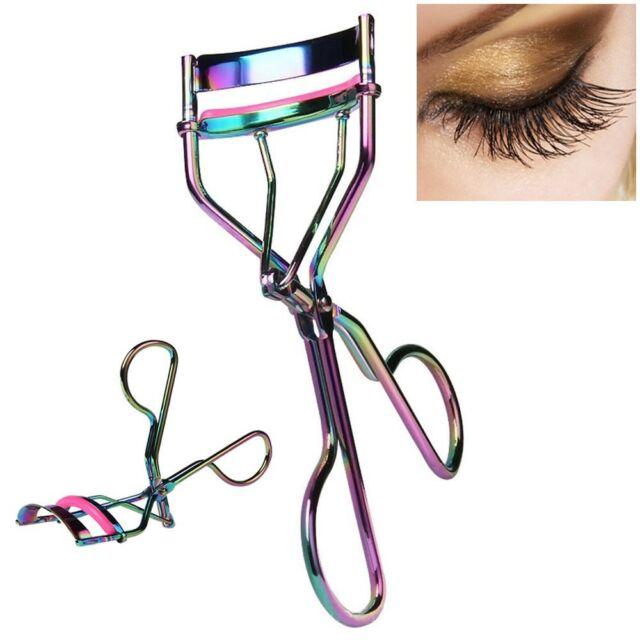 Beauty Cosmetic Makeup Tool Eyelash Curler Tweezers Curling Clip Big
