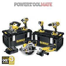 Dewalt DCK694M3 18v Li-ion Cordless 6 Piece Kit 4.0AH
