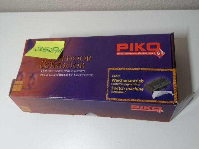 PIKO G-Elektro-Weichenantrieb 35271