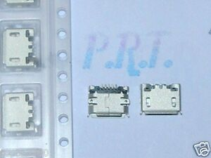 CONNETTORE-RICARICA-2pezzi-MICRO-USB-PER-nokia-C5-5MP-701-X7-00-N86-8MP-N85