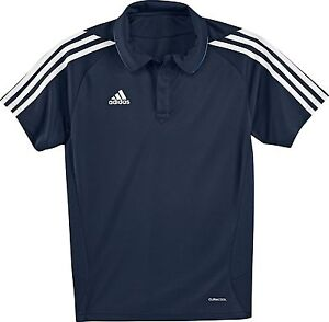 adidas-Kinder-Jugendliche-T-Shirt-Poloshirt-Sportshirt-Gr-128-176