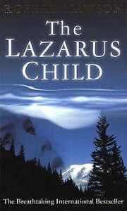 034-VERY-GOOD-034-The-Lazarus-Child-Mawson-Robert-Book
