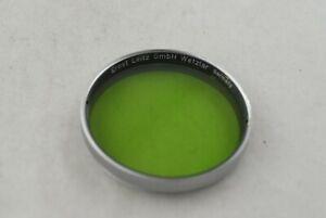 Leica-Summarit-50mm-f-1-5-E41-Green-Filter-41mm-1st-Summilux-35-f1-4