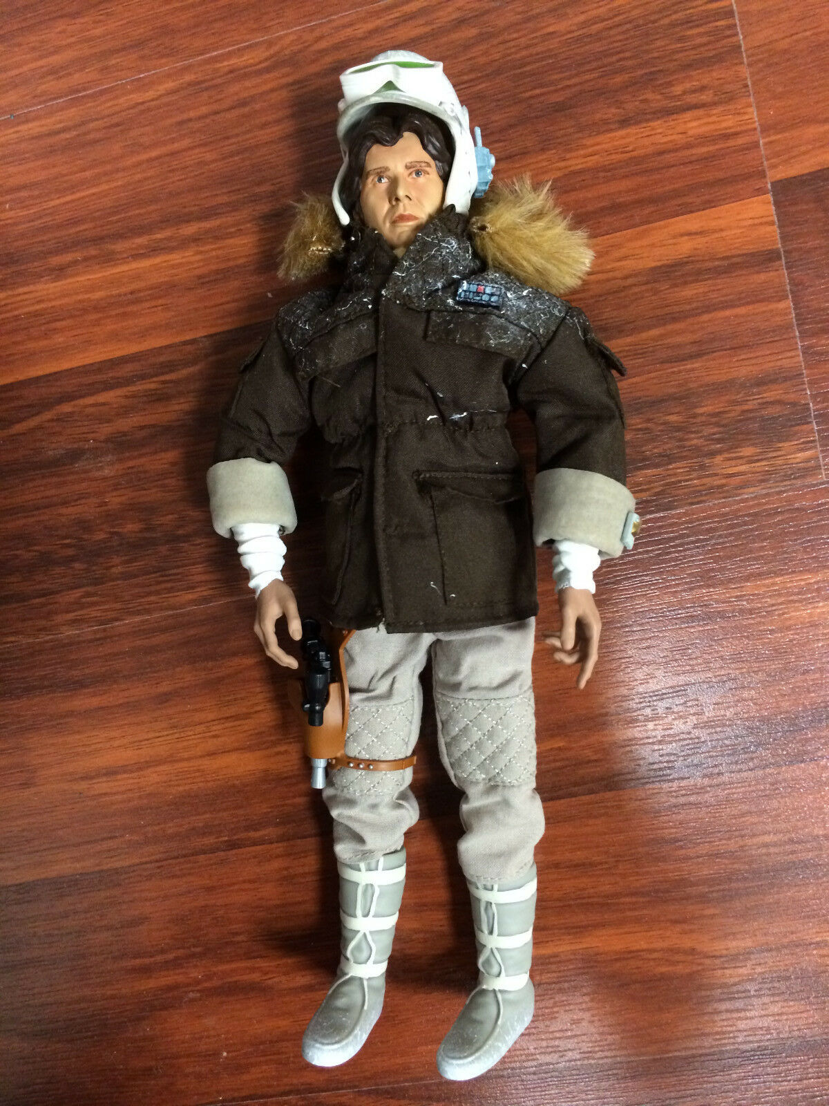 1/6 Scale Custom Battle of Hoth Han Solo Harrison Ford Action Figure 12 Inch