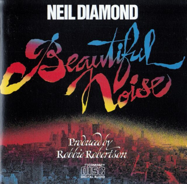 NEIL DIAMOND : BEAUTIFUL NOISE / CD - TOP-ZUSTAND
