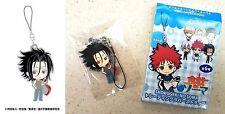 Shokugeki no Soma Food Wars Rubber Strap Boys Assorted Ryo Kurokiba Licensed New
