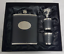 1A-Personalised-Engraved-Hip-Flask-Ideal-Wedding-Birthday-Christmas-Gift miniatura 10