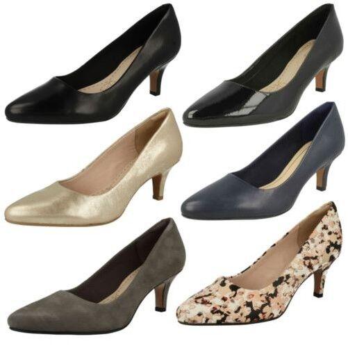 Damen Clarks ohne Isidora Bügel Absatz Schuhe Isidora ohne Faye 719dc0