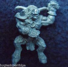 1989 Chaos Bloodbowl 2nd Edition Minotaur Player 2 Citadel All Stars Big Guy NAF