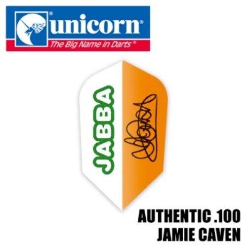 Unicorn Authentic .100 Flight Jamie Caven Darts Flight