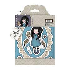 Gorjuss The Owl Doll Stamp Set by Santoro London