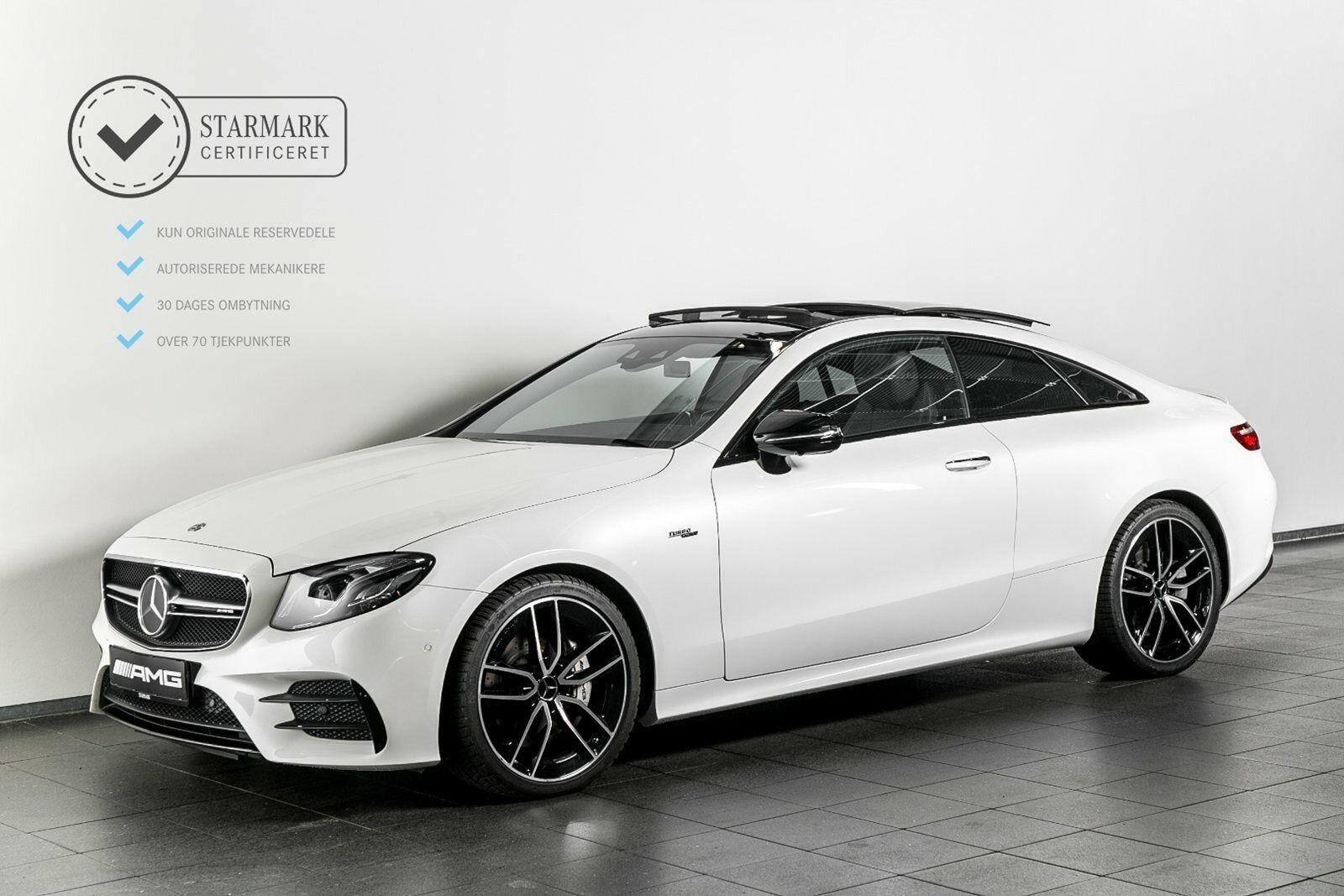 Mercedes E53 3,0 AMG Coupé aut. 4-M+ 2d - 1.249.900 kr.