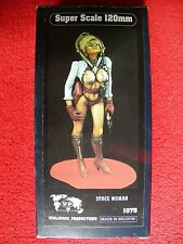 Verlinden Productions - No. 1075 - SPACE WOMAN - Super Scale 120 mm - NEU