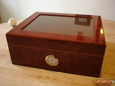 Type Window - HUMIDOR 50x cigar - Nice for Beginners