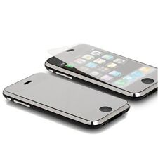 3 X MIRROR SCREEN PROTECTOR COVER IPHONE 3G 3GS