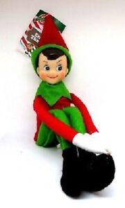 Elf-On-The-Christmas-Novelty-Plush-Dolls-Toy-Christmas-Gift