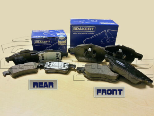 FOR VAUXHALL VECTRA C SIGNUM FRONT and REAR BRAKE PADS PAD BRAND NEW 2002-2008