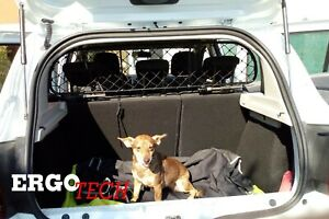 Trasporto cani Divisorio Griglia Rete Divisoria per DACIA Sandero 2012