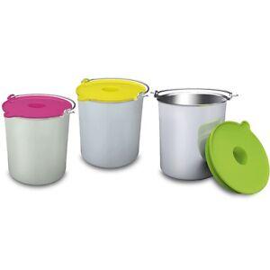 H-Koenig-3x-contenitore-vasca-cestello-ciotola-recipiente-per-gelatiera-HF180