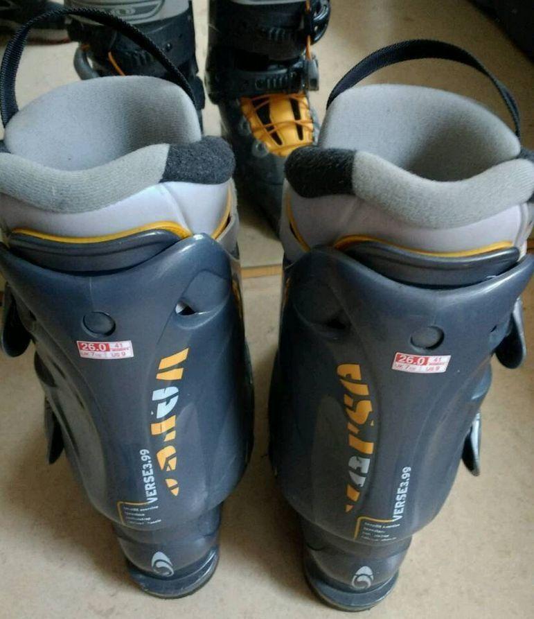 Salomon Skischuhe Skisstiefel 40 Confort Fit Gr. 40 Skisstiefel / 41 oder 26 214f0e