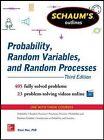 Schaum's Outline of Probability, Random Variables, and Random Processes by Hwei P. Hsu (Paperback, 2014)