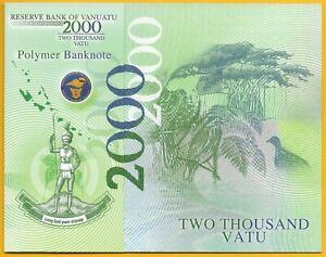 Vanuatu-2000-Vatu-p-14-2014-UNC-Hand-Signed-Polymer-Banknote-in-Folder