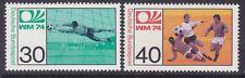Germany 1146-47 MNH OG 1974 World Cup Soccer Championships Munich